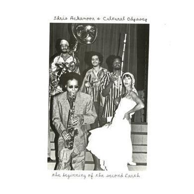 Ackamoor,Idris-& Cultur BEGINNING OF THE SECOND EARTH Vinyl Record