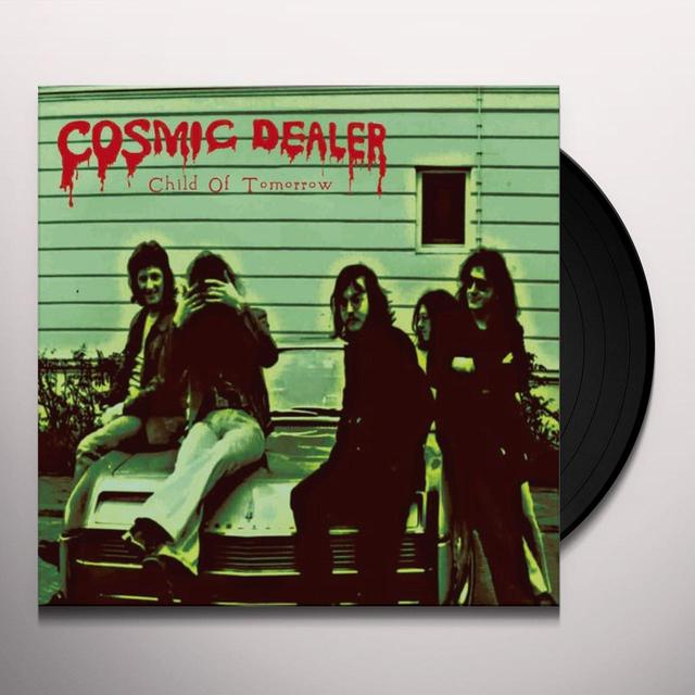 Cosmic Dealer CHILD OF TOMORROW Vinyl Record - Holland Import