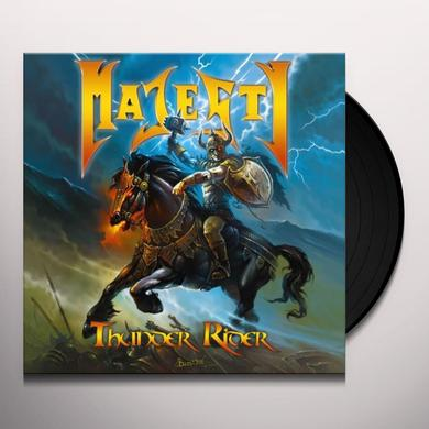 Majesty THUNDER RIDER (LIMITED EDITION) (GER) Vinyl Record