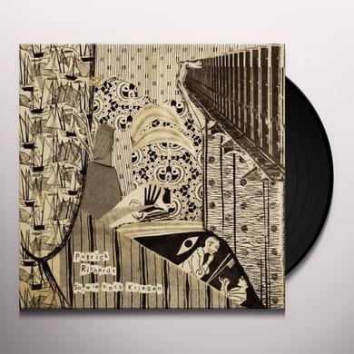 Patrick Richardt SO WIE NACH KRIEGEN (GER) Vinyl Record