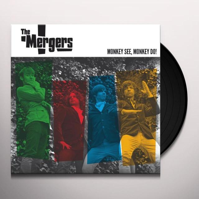 Mergers MONKEY SEE MONKEY DO! Vinyl Record