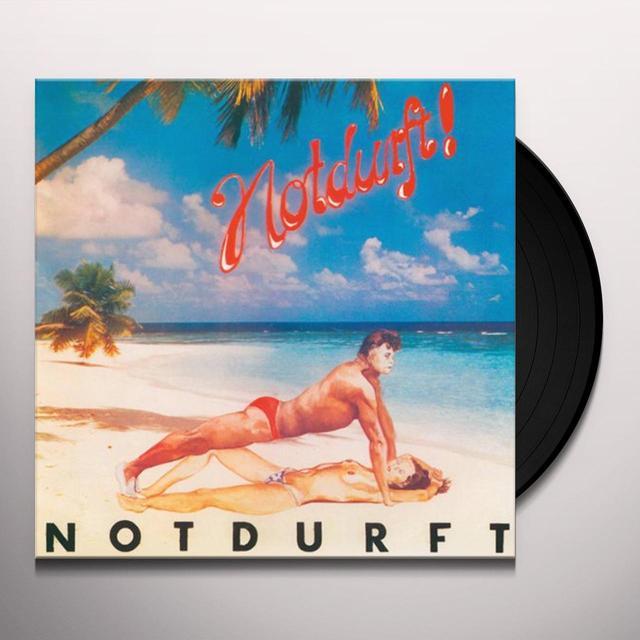 NOTDURFT (GER) Vinyl Record