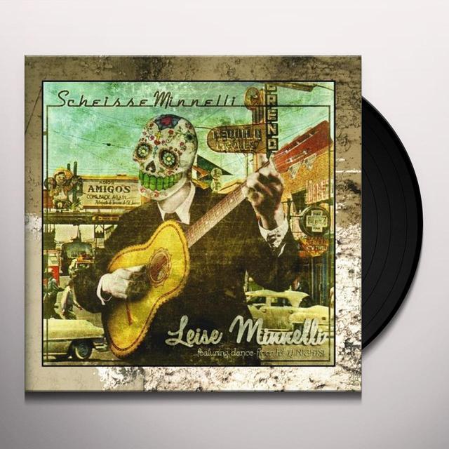 Scheisse Minnelli LEISE MINNELLI EP Vinyl Record