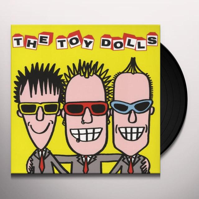 Toy Dolls ALBUM AFTER THE LAST ONE Vinyl Record