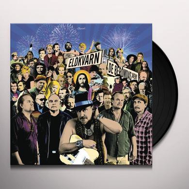 Eldkvarn DE BEROMDAS AVENY Vinyl Record - Sweden Import