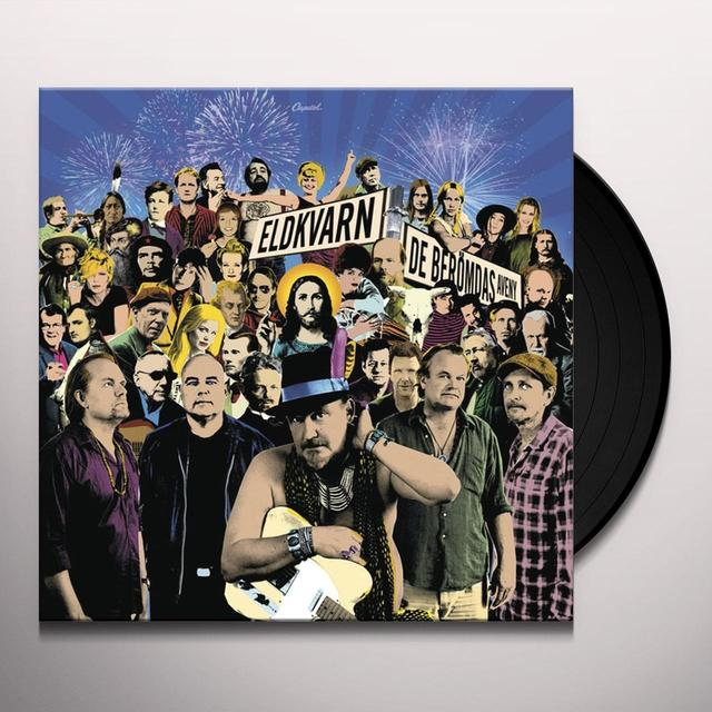 Eldkvarn DE BEROMDAS AVENY Vinyl Record - Sweden Release