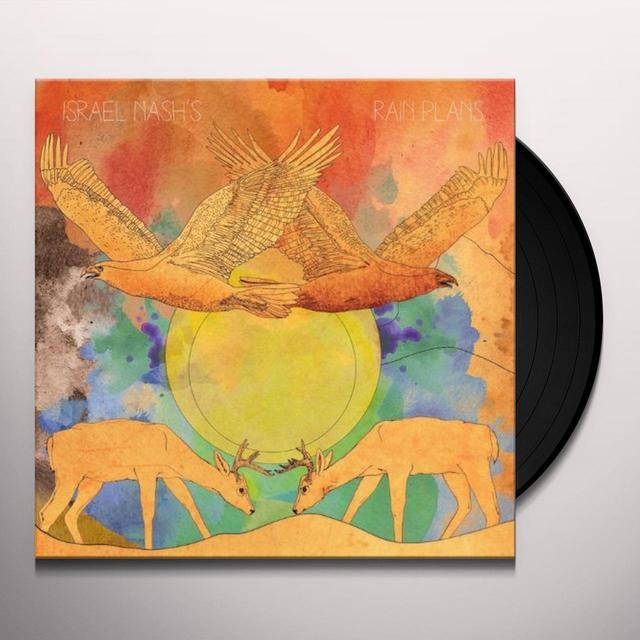 Israel Nash Gripka ISRAEL NASH'S RAIN PLANS Vinyl Record - UK Import