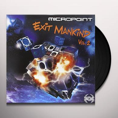 Micropoint EXIT MANKIND 2 Vinyl Record - Holland Import