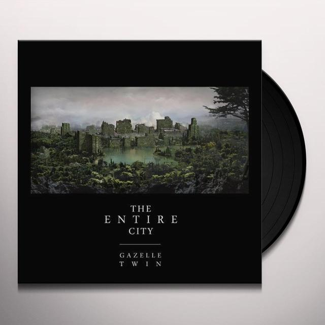 Gazelle Twin ENTIRE CITY (HOL) (Vinyl)
