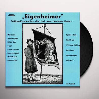EIGENHEIMER (GER) Vinyl Record