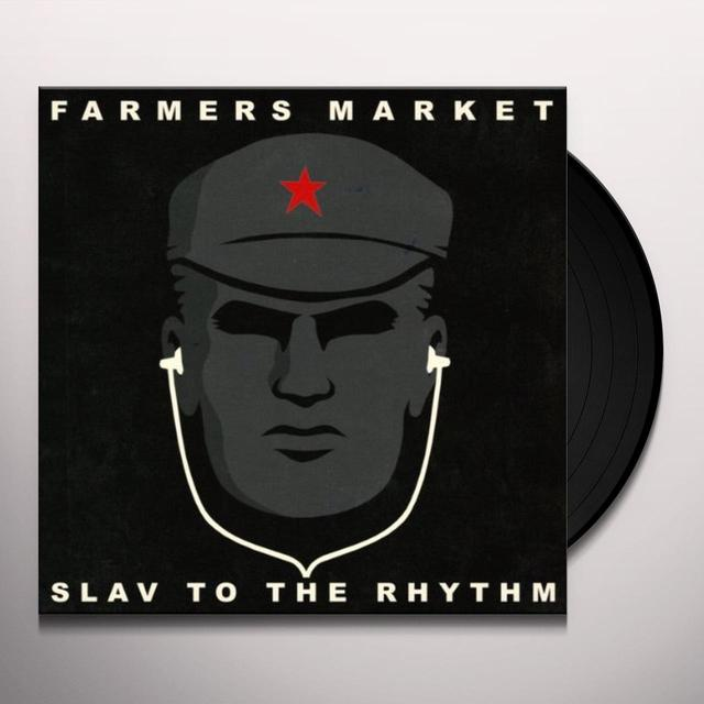 Farmers Market SLAV TO THE RHYTHM Vinyl Record - Holland Import