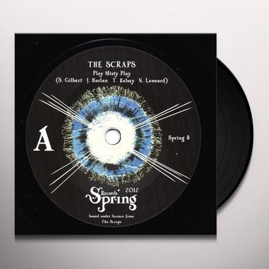 Scraps PLAY MISTY PLAY Vinyl Record - Holland Import