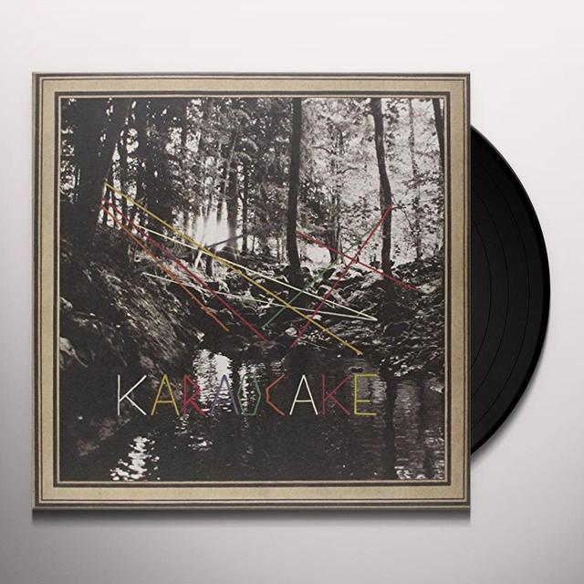 Karaocake ROWS & STITCHES Vinyl Record