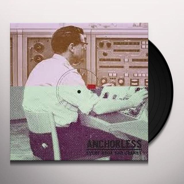 Anchorless EVERY NOOK & CRANNY Vinyl Record - Portugal Import