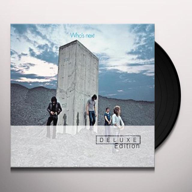 WHO'S NEXT Vinyl Record