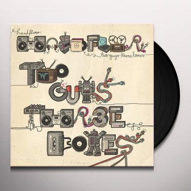 Hardfloor TWO GUYS THREE BOXES Vinyl Record