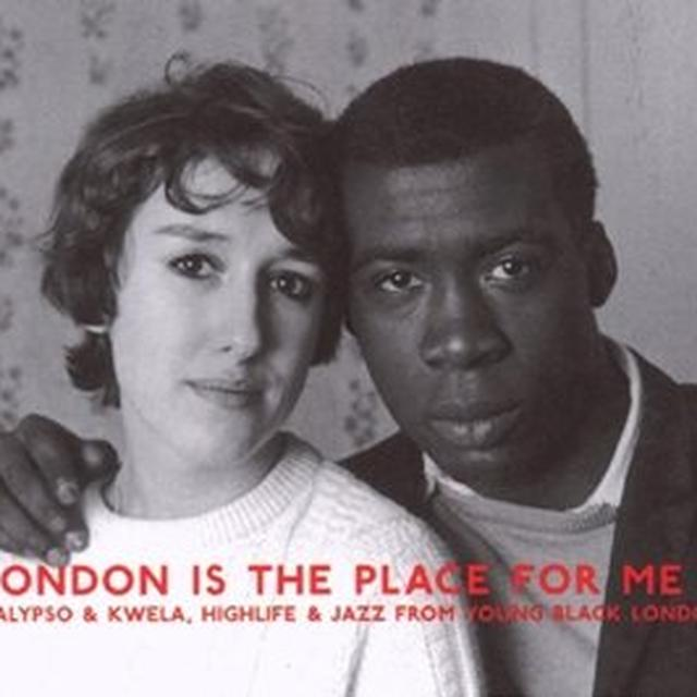 LONDON IS THE PLACE 2 (GER) Vinyl Record