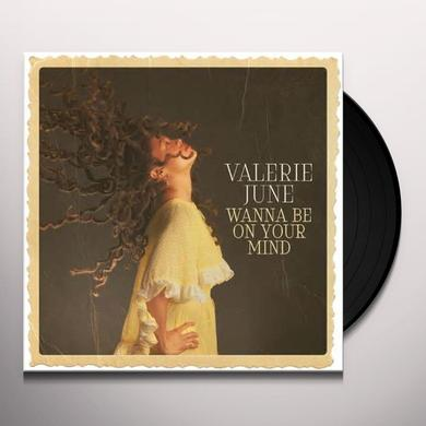Valerie June WANNA BE ON YOUR MIND Vinyl Record - UK Import