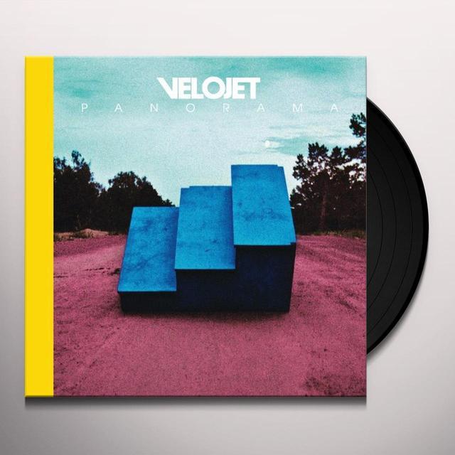 Velojet PANORAMA Vinyl Record