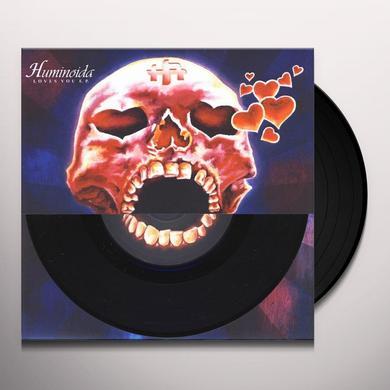 Huminoida LOVES YOU Vinyl Record - Holland Import