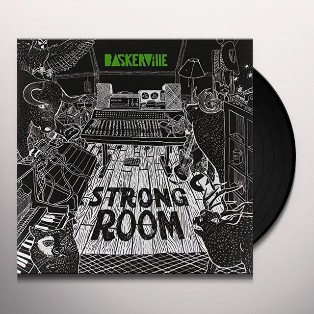 Baskerville STRONGROOM Vinyl Record - Holland Import