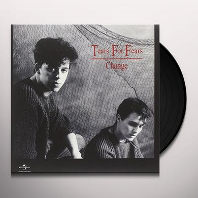 Tears For Fears CHANGE/THE CONFLICT Vinyl Record - Canada Import