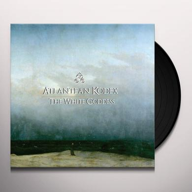Atlantean Kodex WHITE GODDESS Vinyl Record - Holland Import