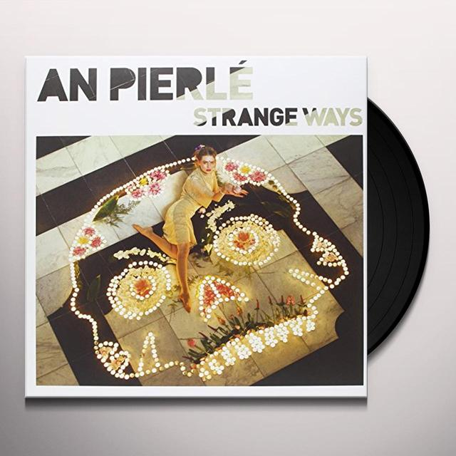 An Pierle STRANGE WAYS EP Vinyl Record - Holland Release