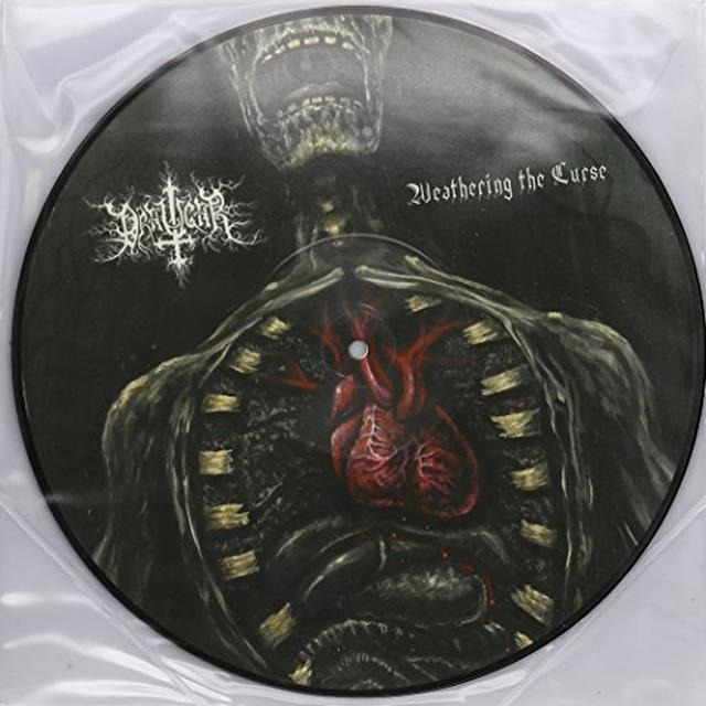 Draugar WEATHERING THE CURSE Vinyl Record