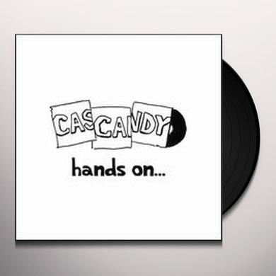 Cascandy HANDS ON (GER) Vinyl Record