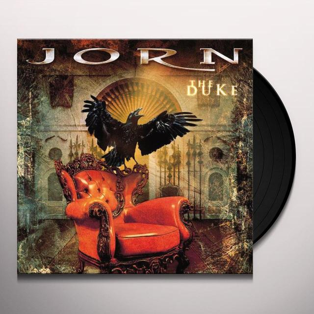 Jorn DUKE Vinyl Record - Sweden Import