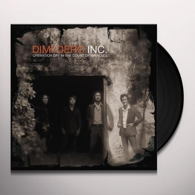 Dimi Dero Inc. CREMATION DAY IN THE C Vinyl Record - Portugal Import