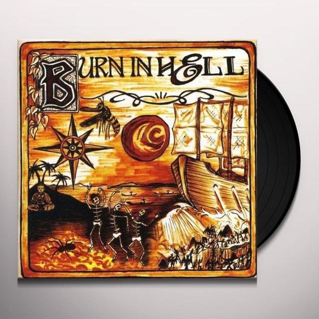 Burn In Hell SPIDERFIGHTCATWATERHAT Vinyl Record