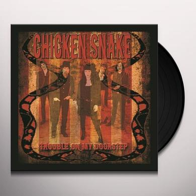 Chicken Snake TROUBLE ON MY DOORSTEP Vinyl Record - Portugal Import