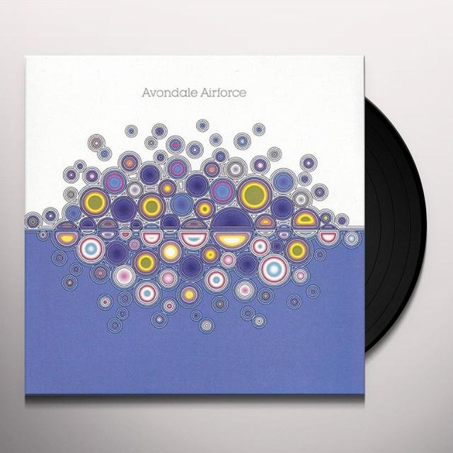 AVONDALE AIRFORCE Vinyl Record - Portugal Import