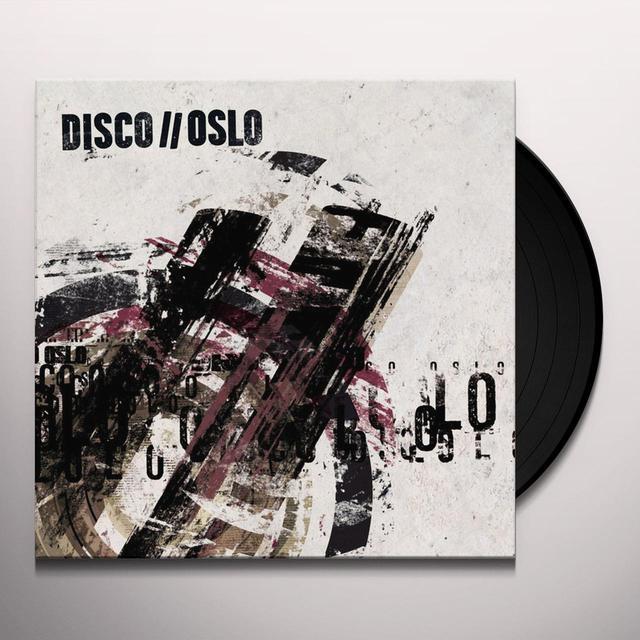 DISCO OSLO Vinyl Record