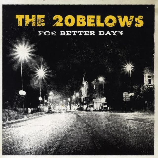 20Belows FOR BETTER DAYS (GER) (Vinyl)