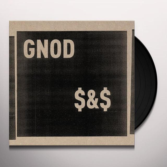 Gnod/Shit & Shine COLLISIONS 03 Vinyl Record - UK Import