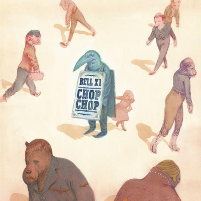 Bell X1 CHOP CHOP Vinyl Record - UK Import