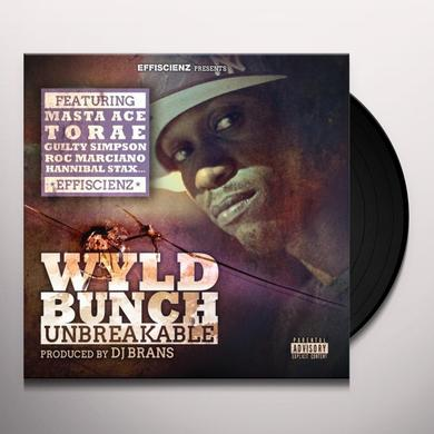 Wyld Bunch UNBREAKABLE Vinyl Record