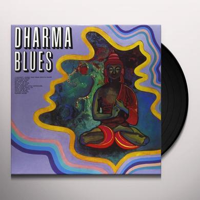 Dharma Blues Band DHARMA BLUES Vinyl Record - Italy Import