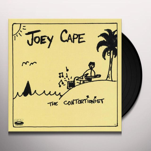 Tony Sly & Joey Cape CHEMICAL UPGRADE/CONTORTIONIST Vinyl Record - UK Release