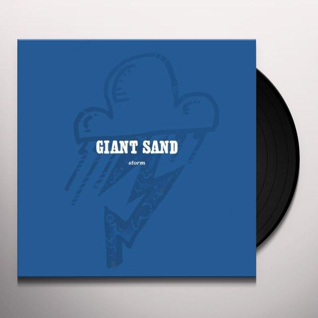Giant Sand STORM Vinyl Record - Italy Import