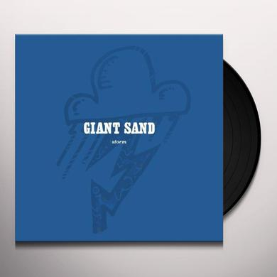 Giant Sand STORM Vinyl Record - Italy Import