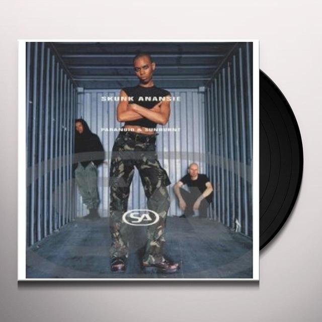 Skunk Anansie PARANOID & SUNBURNT (VINYL + CD) (GER)