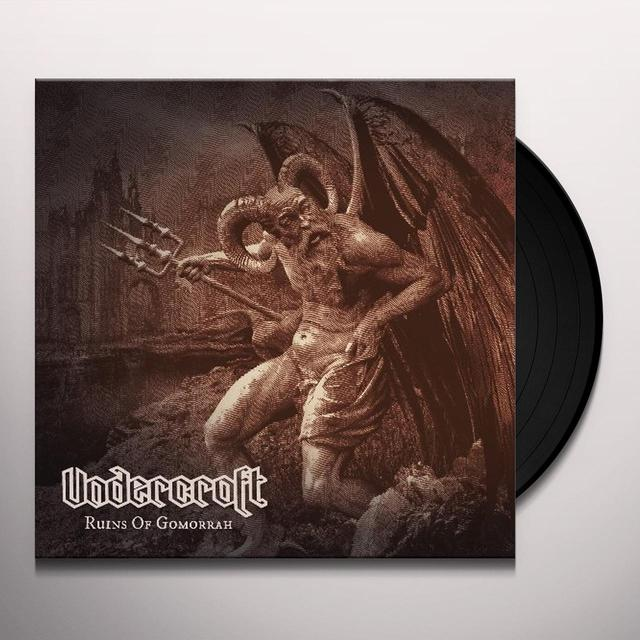 Undercroft RUINS OF GOMORRAH Vinyl Record