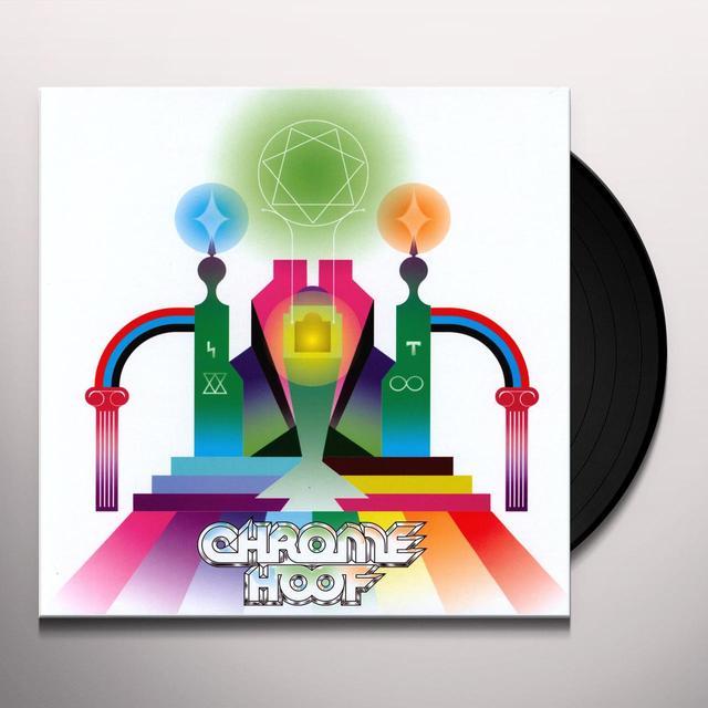 Chrome Hoof BEYOND ZADE Vinyl Record - UK Import