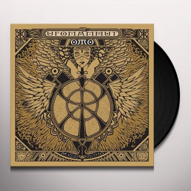 Ufomammut ORO-OPUS PREMIUM Vinyl Record