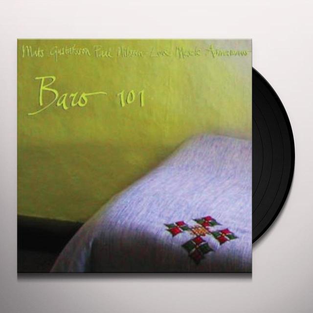 BARO 101 (PAAL NILSSEN-LOVE MESELE ASMAMAW MATS GU Vinyl Record