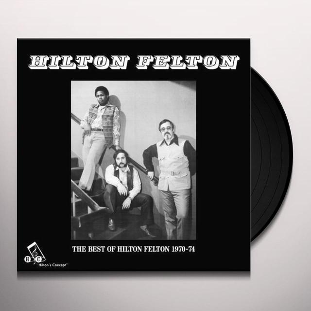 BEST OF HILTON FELTON (GER) Vinyl Record